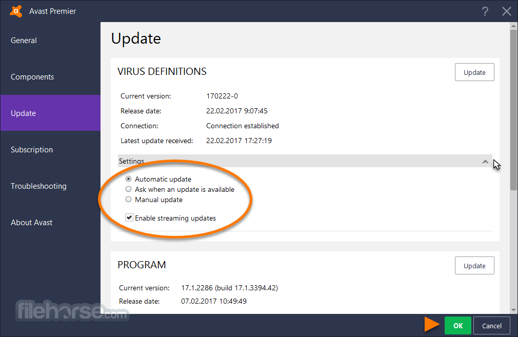 Avast Virus Definitions Download (2021 Latest) for Windows 10. 8. 7