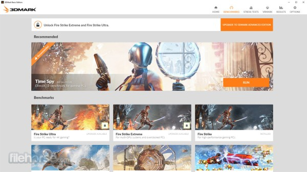 3DMark 2.3.3693 Download for Windows / FileHorse.com