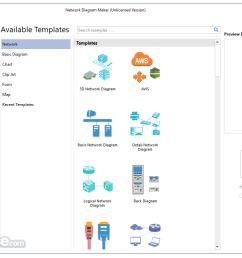 network diagram maker 8 7 5 download for windows screenshots network diagram maker 8 7 5 [ 1073 x 769 Pixel ]