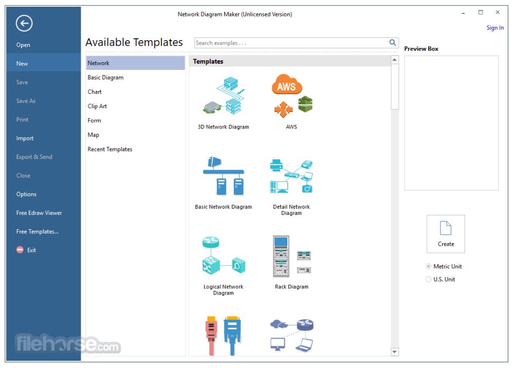 medium resolution of network diagram maker 8 7 5 download for windows screenshots network diagram maker 8 7 5