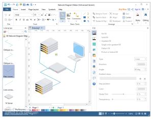 Network Diagram Maker Download (2019 Latest) for Windows
