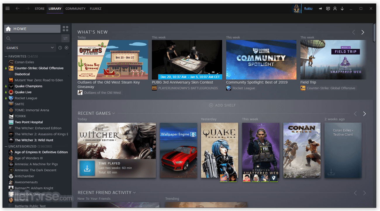 Steam Download (2021 Latest) for Windows 10. 8. 7