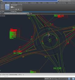 autocad civil 3d 2020 screenshot 1  [ 1279 x 691 Pixel ]