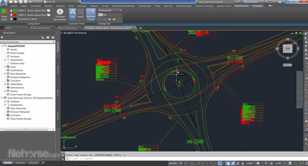 medium resolution of autocad civil 3d 2020 screenshot 1