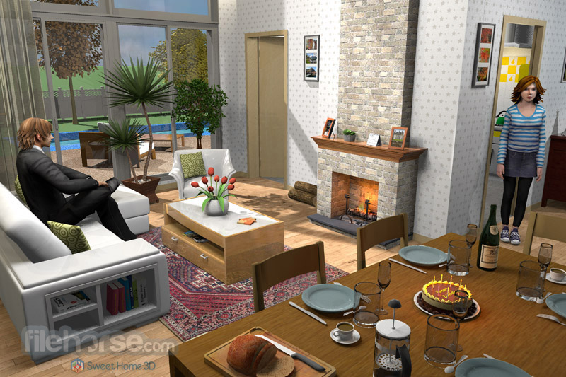 Sweet Home 3D 56 Download For Windows