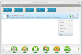 Freemake Video Converter Gold 4.1.10.36