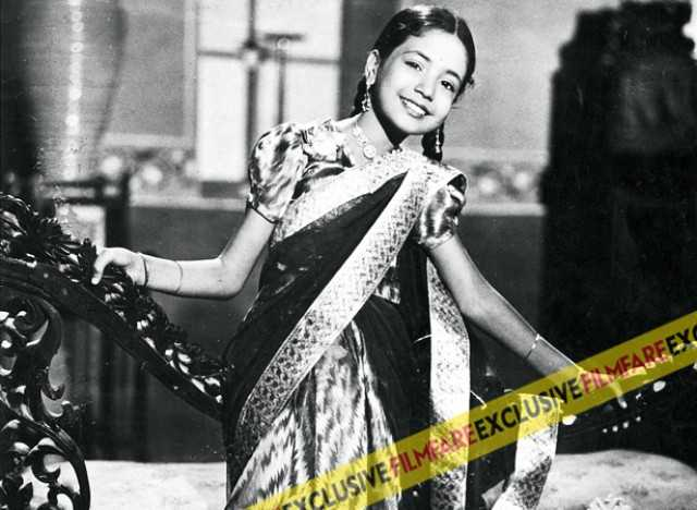 Image result for meena kumari child