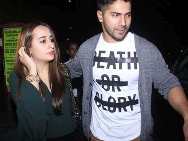 Here's where Varun Dhawan and Natasha Dalal have taken off