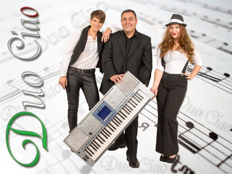 Italienische Musikband Live Musik fr ihre feste  872839