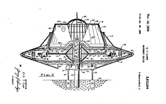 Gizemli Patent: Nikola Tesla Uzay Gemisi Tasarlamış Olabilir mi?