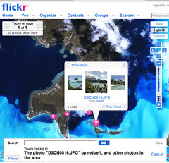geotagged Bora Bora