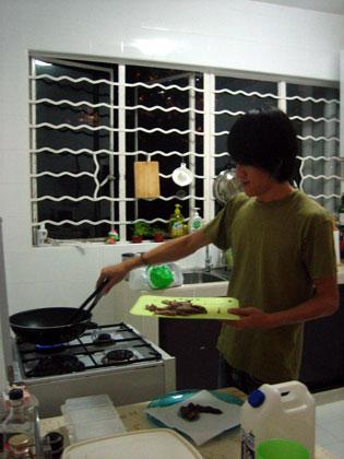 ari cooking