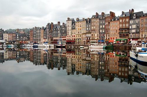 Vieux Bassin, Honfleur, Normandy
