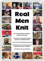Real Men Knit (by Brian Sawyer)