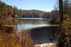 Highlands Lake Dam