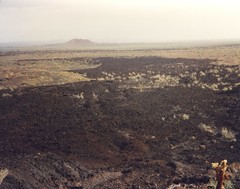 Lava Flow - Pinacate