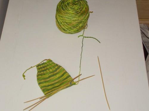 Lemongrass Sock