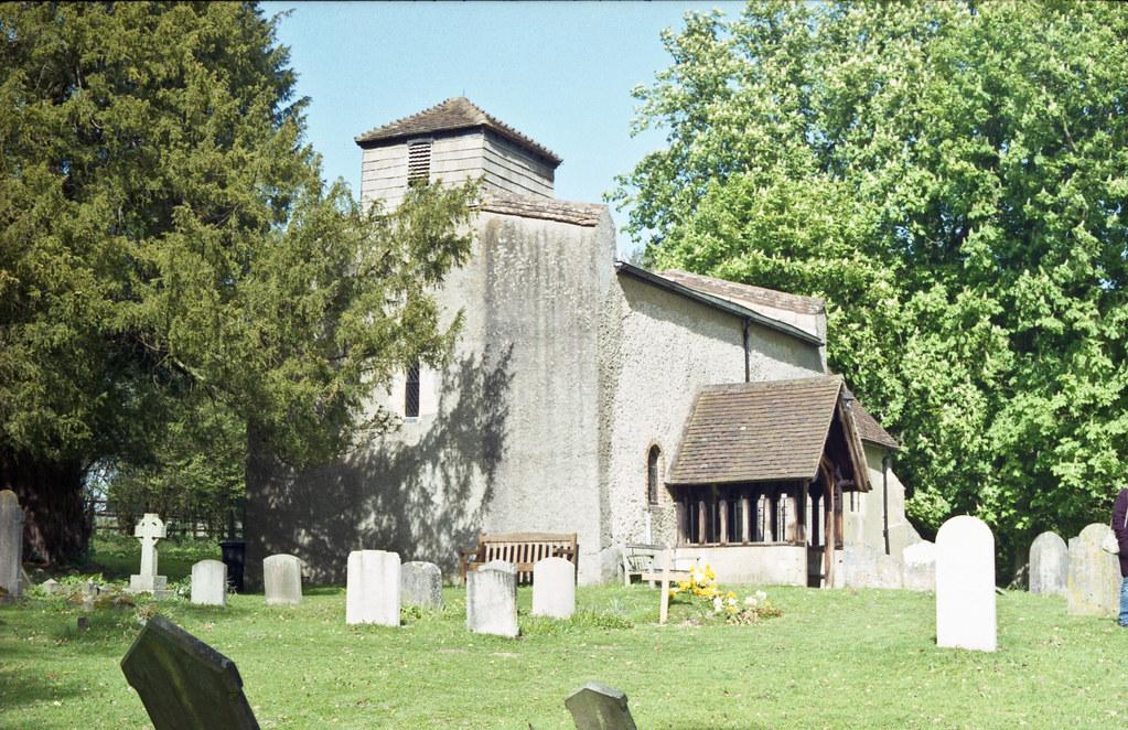 St Nicholas, Ibstone, Bucks