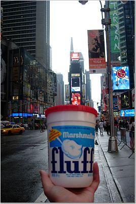 Fluff Times Square