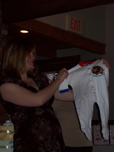 BabyGeek Shower 2006