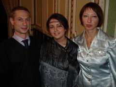 The most active and creative Alex, Masha and Olya
