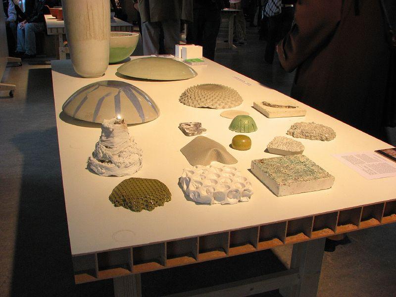 Glossy Concrete Moulding - Dax van Son
