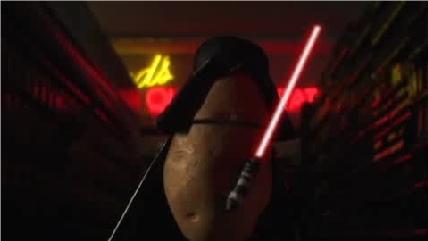 Store Wars - Darth Vader