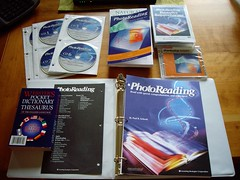 Photoreading package from Learning Strategies Corporation