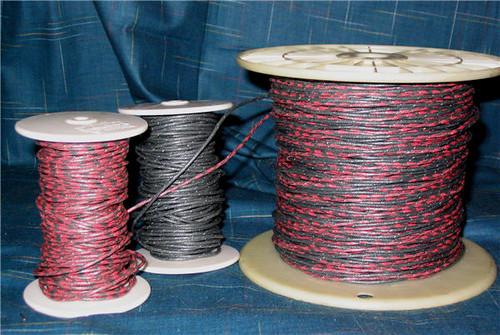 Electric wire spools - Bobines de fil électrique
