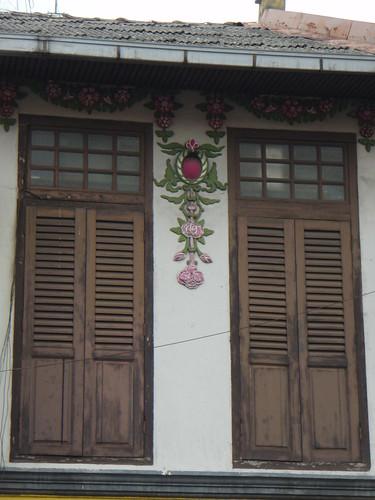 Shophouse Detail