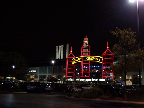 Mayan Movie Theater San Antonio
