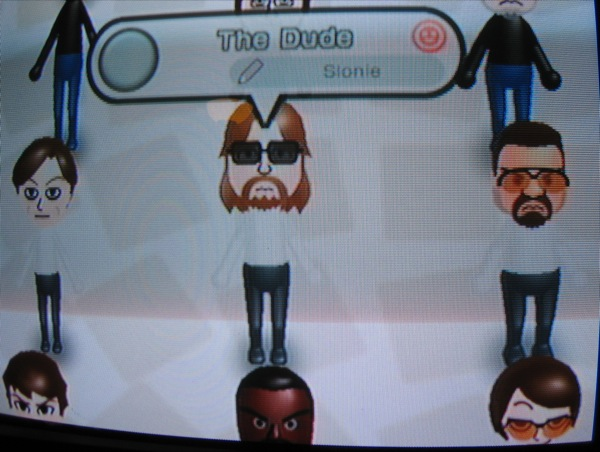 Donnnie, The Dude, Walter Miis