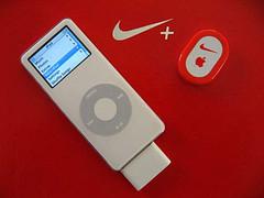 Nike+iPod Nano