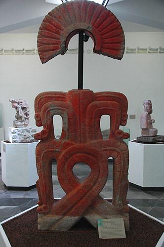 Xochilcalco - 27 Senor Rojo