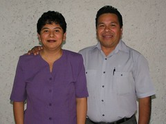 Dona Vicky y Don Cesar! I Love them!