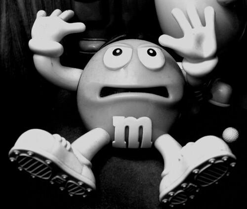 Please Don't Eat Me_B/W