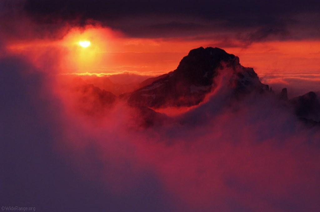 Sunset from Trigor