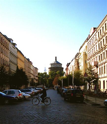 berlin streetscape #3