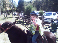 hannah's pony ride
