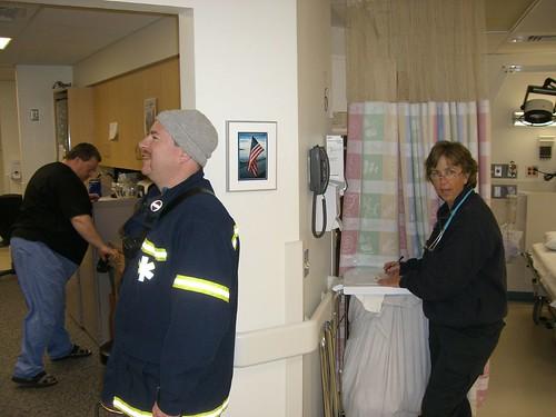 Gordon, Andy, and Pat at MAH