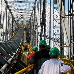 The Overburden Conveyor Bridge F60