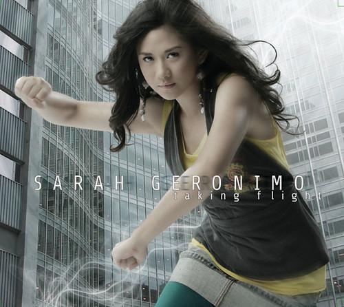 Sarah Geronimo's,