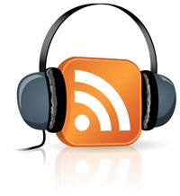 Logo podcasting