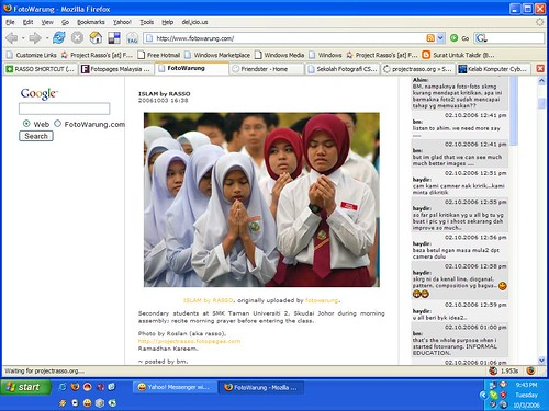 Rasso Photo in Fotowarung