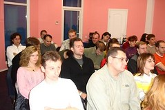 Demo-meeting in Lviv