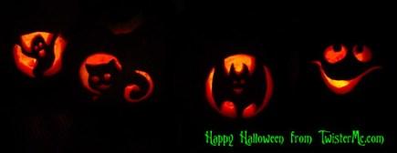 2007 Halloween Pumpkins