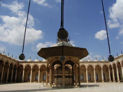 Mezquita Mohamed Ali