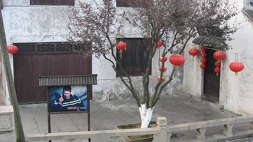 Tom Cruise in Xitang