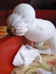 WIP sock dog