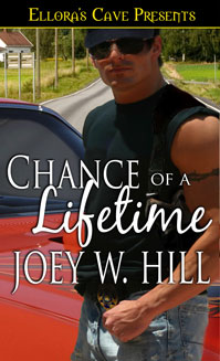 Chance of a Lifetime ~ Joey W. Hill